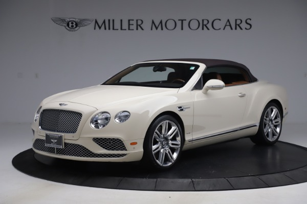 Used 2017 Bentley Continental GT W12 for sale $159,900 at Rolls-Royce Motor Cars Greenwich in Greenwich CT 06830 13