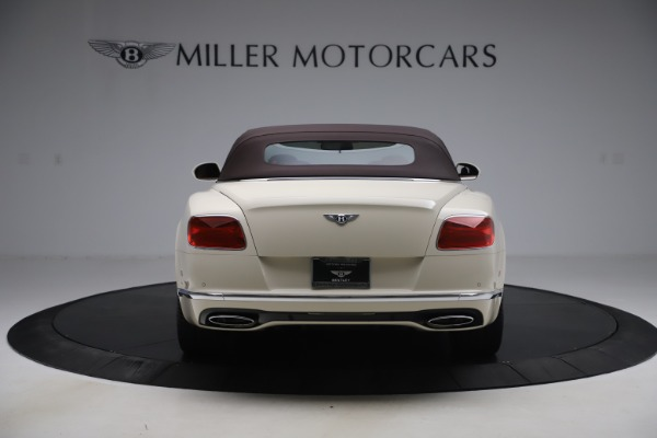 Used 2017 Bentley Continental GT W12 for sale $159,900 at Rolls-Royce Motor Cars Greenwich in Greenwich CT 06830 16