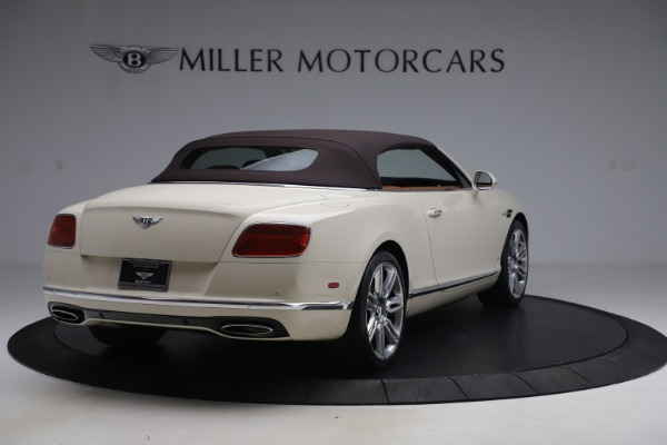 Used 2017 Bentley Continental GT W12 for sale $159,900 at Rolls-Royce Motor Cars Greenwich in Greenwich CT 06830 17