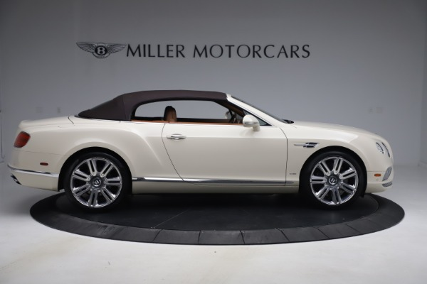 Used 2017 Bentley Continental GT W12 for sale $159,900 at Rolls-Royce Motor Cars Greenwich in Greenwich CT 06830 18