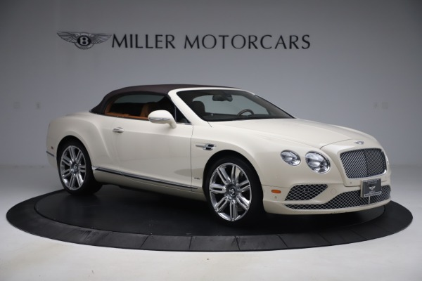 Used 2017 Bentley Continental GT W12 for sale $159,900 at Rolls-Royce Motor Cars Greenwich in Greenwich CT 06830 19