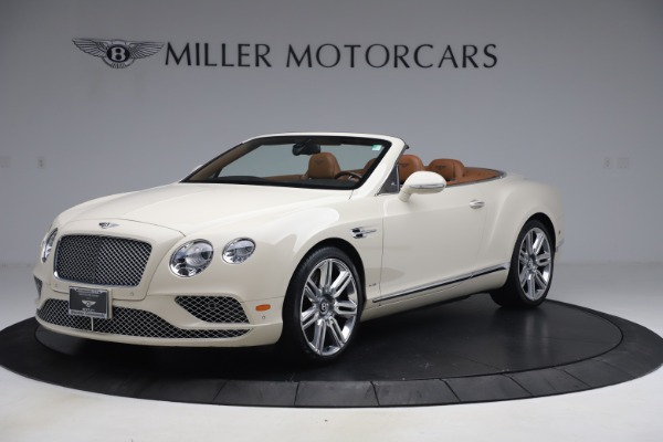 Used 2017 Bentley Continental GT W12 for sale $159,900 at Rolls-Royce Motor Cars Greenwich in Greenwich CT 06830 2