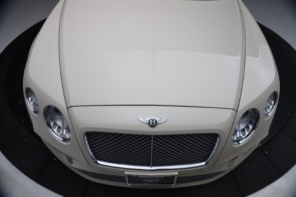 Used 2017 Bentley Continental GT W12 for sale $159,900 at Rolls-Royce Motor Cars Greenwich in Greenwich CT 06830 21