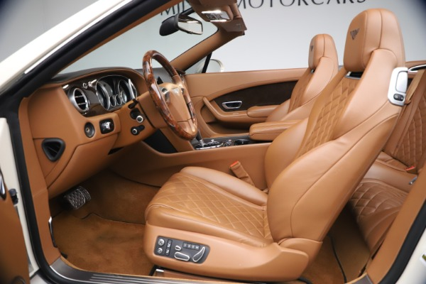 Used 2017 Bentley Continental GT W12 for sale $159,900 at Rolls-Royce Motor Cars Greenwich in Greenwich CT 06830 26