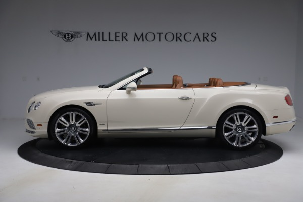 Used 2017 Bentley Continental GT W12 for sale $159,900 at Rolls-Royce Motor Cars Greenwich in Greenwich CT 06830 3