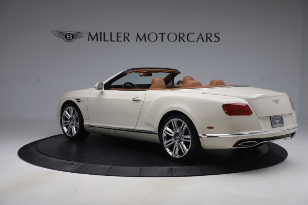 Used 2017 Bentley Continental GT W12 for sale $159,900 at Rolls-Royce Motor Cars Greenwich in Greenwich CT 06830 4