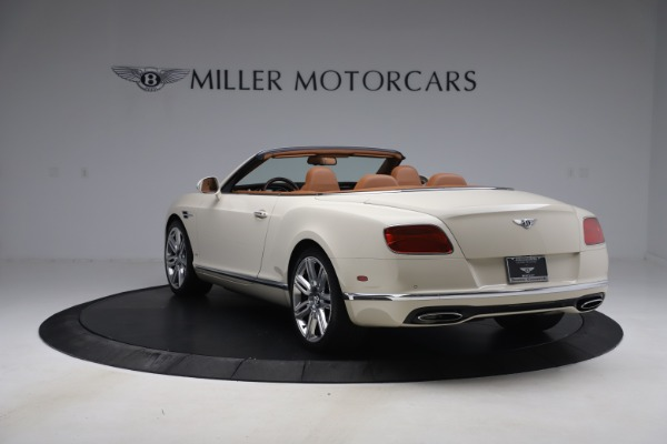 Used 2017 Bentley Continental GT W12 for sale $159,900 at Rolls-Royce Motor Cars Greenwich in Greenwich CT 06830 5