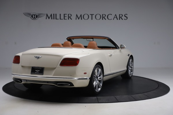 Used 2017 Bentley Continental GT W12 for sale $159,900 at Rolls-Royce Motor Cars Greenwich in Greenwich CT 06830 7