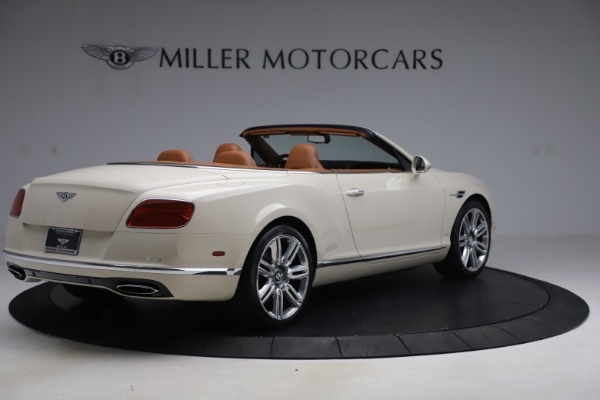 Used 2017 Bentley Continental GT W12 for sale $159,900 at Rolls-Royce Motor Cars Greenwich in Greenwich CT 06830 8
