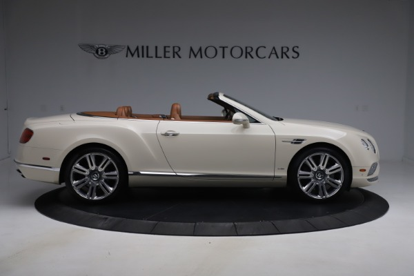 Used 2017 Bentley Continental GT W12 for sale $159,900 at Rolls-Royce Motor Cars Greenwich in Greenwich CT 06830 9