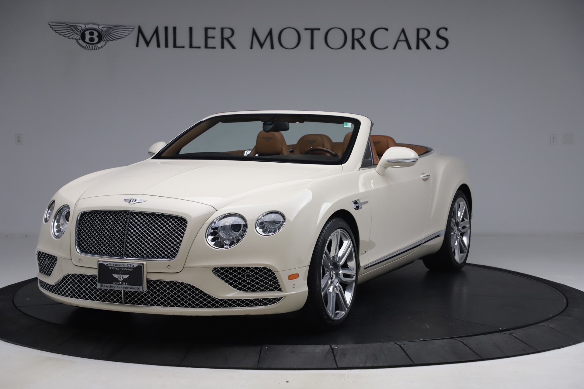 Used 2017 Bentley Continental GT W12 for sale $159,900 at Rolls-Royce Motor Cars Greenwich in Greenwich CT 06830 1