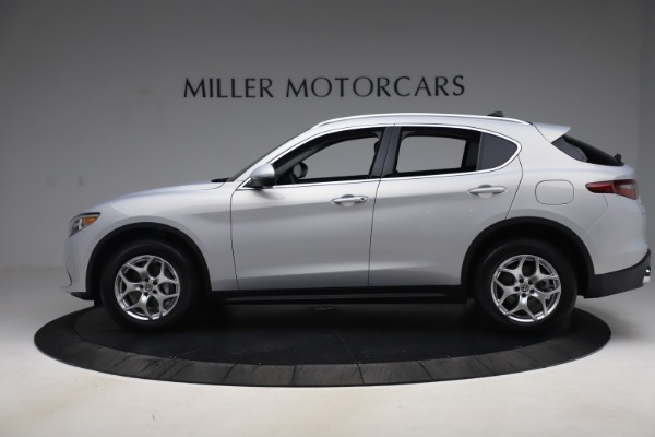 New 2020 Alfa Romeo Stelvio Q4 for sale Sold at Rolls-Royce Motor Cars Greenwich in Greenwich CT 06830 3