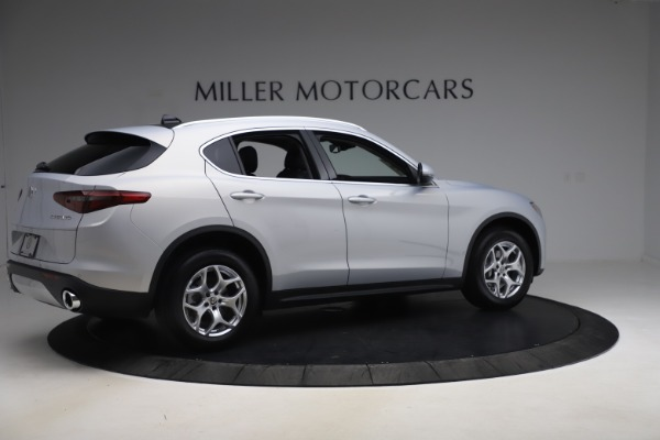 New 2020 Alfa Romeo Stelvio Q4 for sale Sold at Rolls-Royce Motor Cars Greenwich in Greenwich CT 06830 8