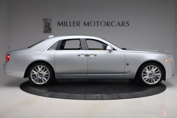 Used 2018 Rolls-Royce Ghost for sale $249,900 at Rolls-Royce Motor Cars Greenwich in Greenwich CT 06830 10