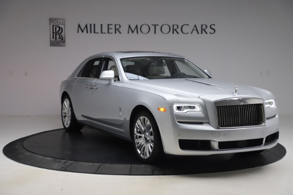 Used 2018 Rolls-Royce Ghost for sale $249,900 at Rolls-Royce Motor Cars Greenwich in Greenwich CT 06830 12