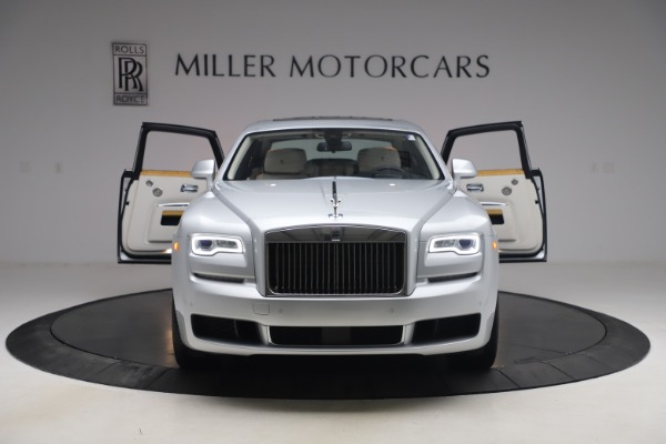 Used 2018 Rolls-Royce Ghost for sale $249,900 at Rolls-Royce Motor Cars Greenwich in Greenwich CT 06830 13