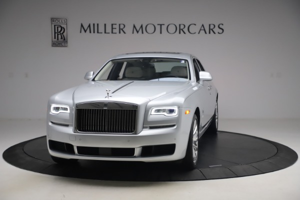 Used 2018 Rolls-Royce Ghost for sale $249,900 at Rolls-Royce Motor Cars Greenwich in Greenwich CT 06830 2