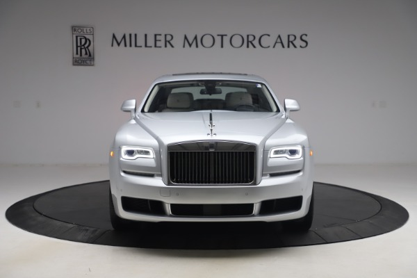 Used 2018 Rolls-Royce Ghost for sale $249,900 at Rolls-Royce Motor Cars Greenwich in Greenwich CT 06830 3