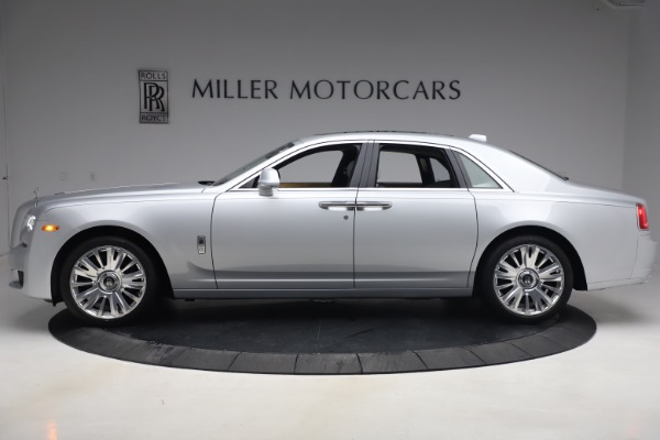 Used 2018 Rolls-Royce Ghost for sale $249,900 at Rolls-Royce Motor Cars Greenwich in Greenwich CT 06830 4
