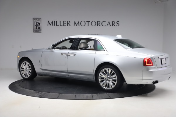 Used 2018 Rolls-Royce Ghost for sale $249,900 at Rolls-Royce Motor Cars Greenwich in Greenwich CT 06830 5
