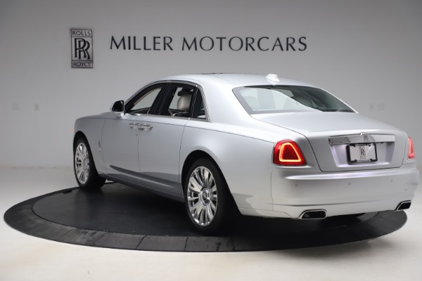 Used 2018 Rolls-Royce Ghost for sale $249,900 at Rolls-Royce Motor Cars Greenwich in Greenwich CT 06830 6