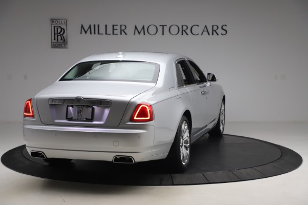 Used 2018 Rolls-Royce Ghost for sale $249,900 at Rolls-Royce Motor Cars Greenwich in Greenwich CT 06830 8