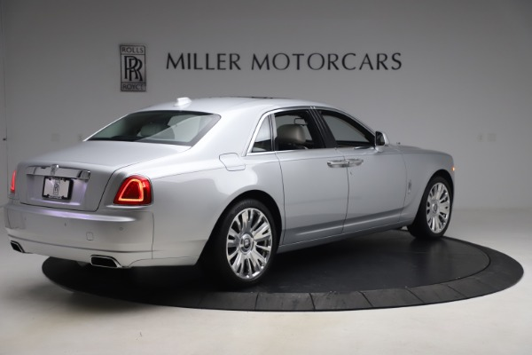 Used 2018 Rolls-Royce Ghost for sale $249,900 at Rolls-Royce Motor Cars Greenwich in Greenwich CT 06830 9