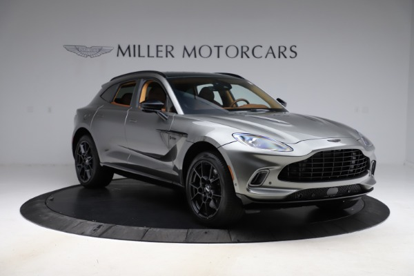 New 2021 Aston Martin DBX for sale $226,136 at Rolls-Royce Motor Cars Greenwich in Greenwich CT 06830 10