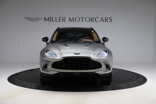 New 2021 Aston Martin DBX for sale $226,136 at Rolls-Royce Motor Cars Greenwich in Greenwich CT 06830 11