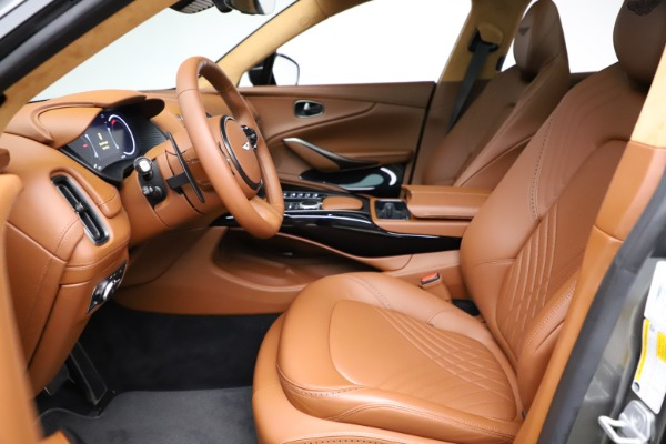 New 2021 Aston Martin DBX for sale $226,136 at Rolls-Royce Motor Cars Greenwich in Greenwich CT 06830 12
