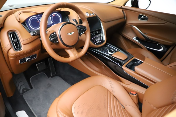 New 2021 Aston Martin DBX for sale $226,136 at Rolls-Royce Motor Cars Greenwich in Greenwich CT 06830 13