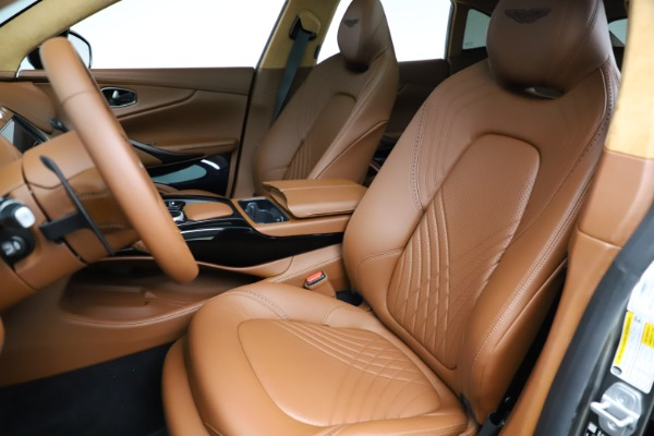 New 2021 Aston Martin DBX for sale $226,136 at Rolls-Royce Motor Cars Greenwich in Greenwich CT 06830 14