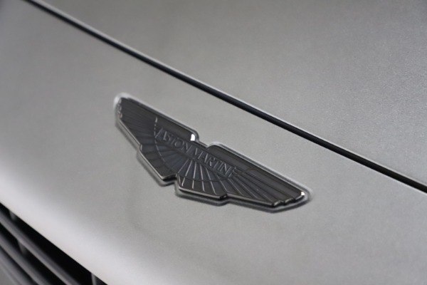 New 2021 Aston Martin DBX for sale $226,136 at Rolls-Royce Motor Cars Greenwich in Greenwich CT 06830 21