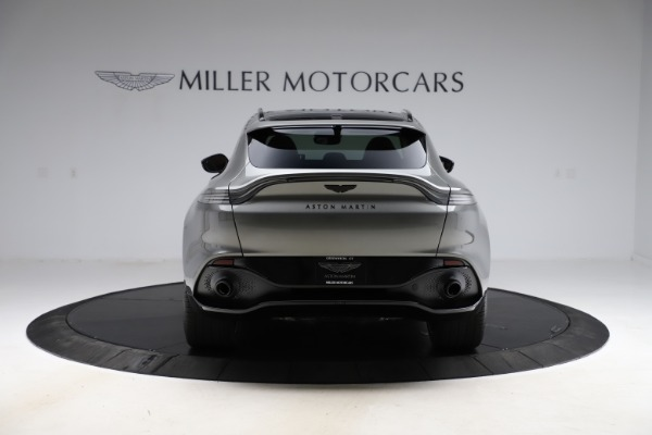 New 2021 Aston Martin DBX for sale $226,136 at Rolls-Royce Motor Cars Greenwich in Greenwich CT 06830 5