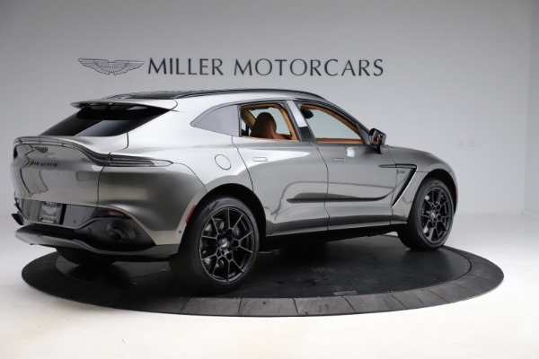 New 2021 Aston Martin DBX for sale $226,136 at Rolls-Royce Motor Cars Greenwich in Greenwich CT 06830 7