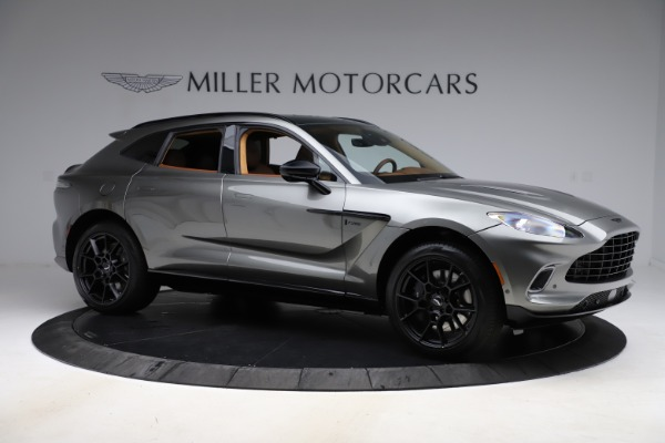 New 2021 Aston Martin DBX for sale $226,136 at Rolls-Royce Motor Cars Greenwich in Greenwich CT 06830 9