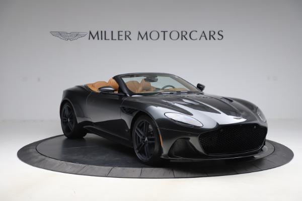 New 2021 Aston Martin DBS Superleggera Volante Convertible for sale $402,786 at Rolls-Royce Motor Cars Greenwich in Greenwich CT 06830 10