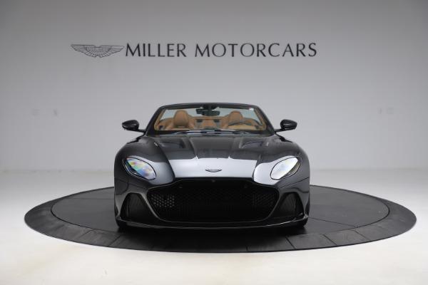 New 2021 Aston Martin DBS Superleggera Volante Convertible for sale $402,786 at Rolls-Royce Motor Cars Greenwich in Greenwich CT 06830 11