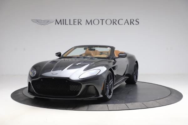 New 2021 Aston Martin DBS Superleggera Volante Convertible for sale $402,786 at Rolls-Royce Motor Cars Greenwich in Greenwich CT 06830 12