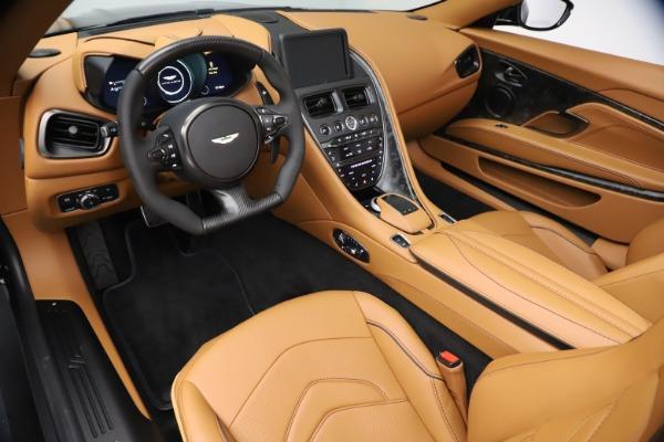 New 2021 Aston Martin DBS Superleggera Volante Convertible for sale $402,786 at Rolls-Royce Motor Cars Greenwich in Greenwich CT 06830 13