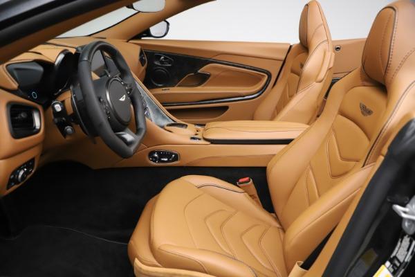 New 2021 Aston Martin DBS Superleggera Volante Convertible for sale $402,786 at Rolls-Royce Motor Cars Greenwich in Greenwich CT 06830 14