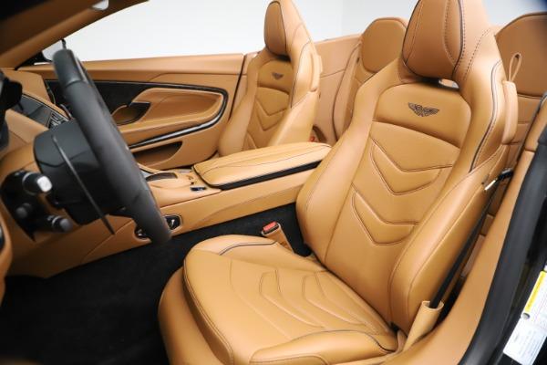 New 2021 Aston Martin DBS Superleggera Volante Convertible for sale $402,786 at Rolls-Royce Motor Cars Greenwich in Greenwich CT 06830 15