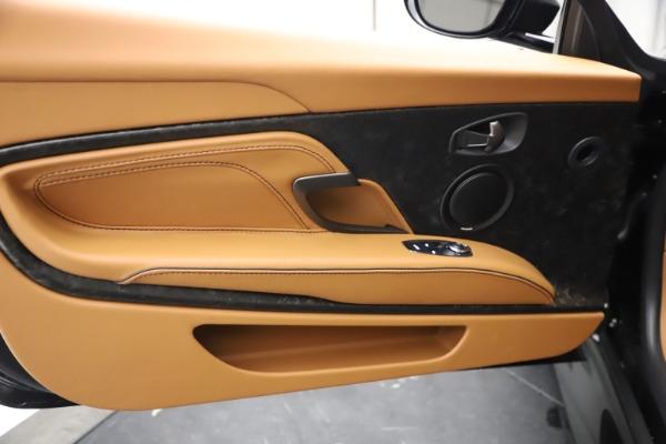 New 2021 Aston Martin DBS Superleggera Volante Convertible for sale $402,786 at Rolls-Royce Motor Cars Greenwich in Greenwich CT 06830 16