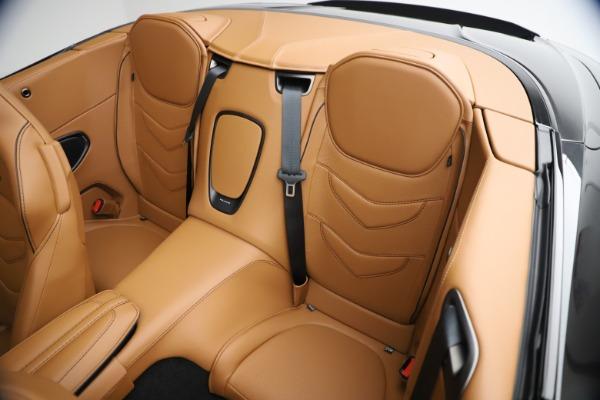 New 2021 Aston Martin DBS Superleggera Volante Convertible for sale $402,786 at Rolls-Royce Motor Cars Greenwich in Greenwich CT 06830 17