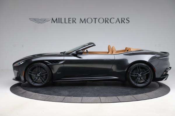 New 2021 Aston Martin DBS Superleggera Volante Convertible for sale $402,786 at Rolls-Royce Motor Cars Greenwich in Greenwich CT 06830 2
