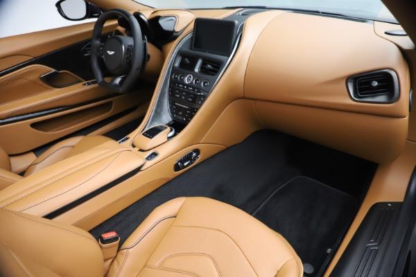 New 2021 Aston Martin DBS Superleggera Volante Convertible for sale $402,786 at Rolls-Royce Motor Cars Greenwich in Greenwich CT 06830 21