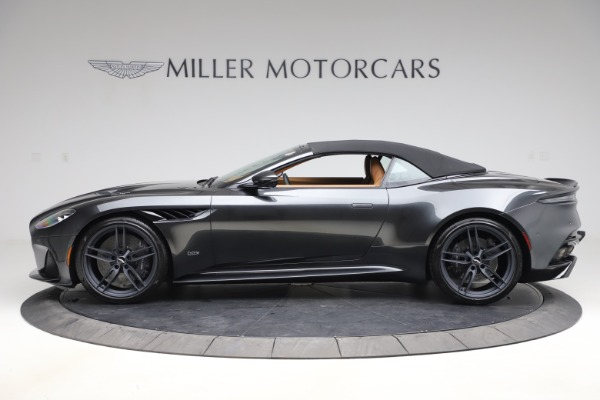 New 2021 Aston Martin DBS Superleggera Volante Convertible for sale $402,786 at Rolls-Royce Motor Cars Greenwich in Greenwich CT 06830 26