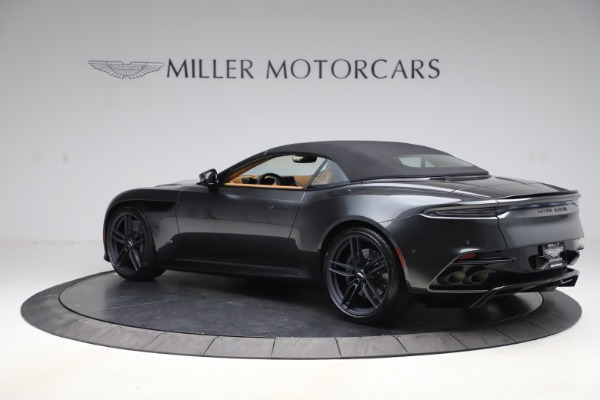 New 2021 Aston Martin DBS Superleggera Volante Convertible for sale $402,786 at Rolls-Royce Motor Cars Greenwich in Greenwich CT 06830 27