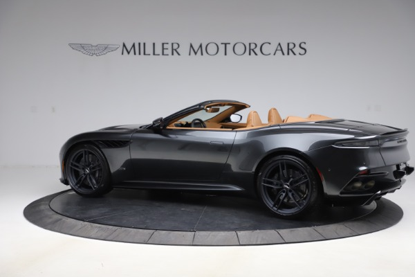 New 2021 Aston Martin DBS Superleggera Volante Convertible for sale $402,786 at Rolls-Royce Motor Cars Greenwich in Greenwich CT 06830 3