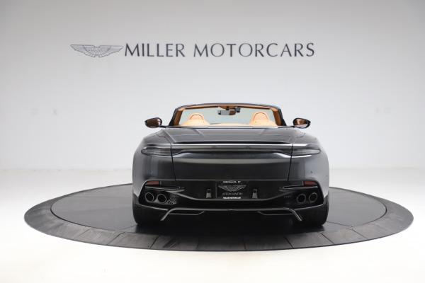 New 2021 Aston Martin DBS Superleggera Volante Convertible for sale $402,786 at Rolls-Royce Motor Cars Greenwich in Greenwich CT 06830 5